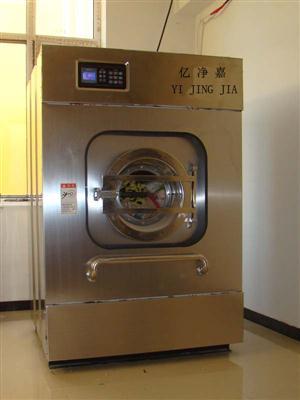 亿净嘉16kg特价喷塑半自动水洗机