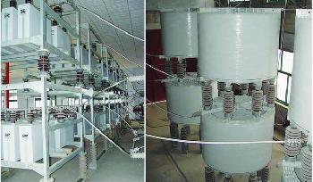 高压电力滤波补偿装置,陶瓷厂滤波补偿柜