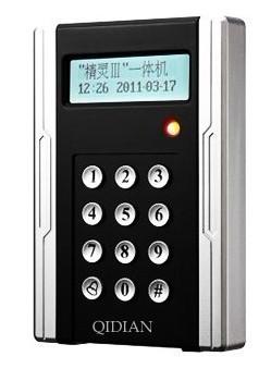 东莞简易密码刷卡门禁机,打卡机厂家直销诚招代理,启点专业门禁