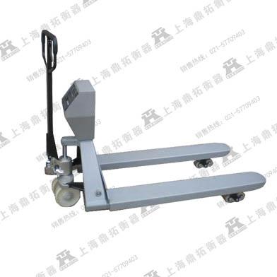1T防爆叉车电子秤价格,带报警功能的电子秤叉车