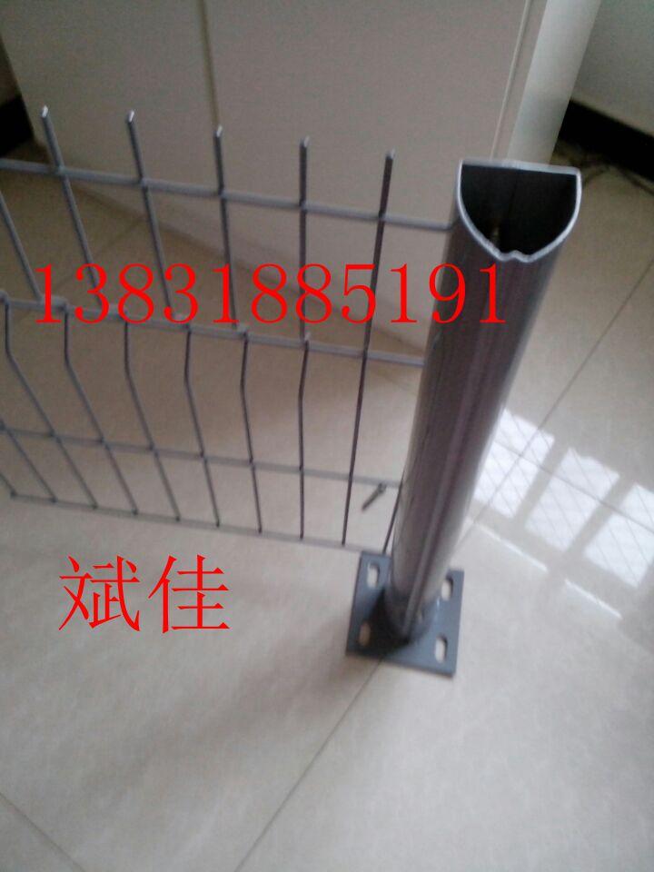 厂区护栏网价格【桃心柱护栏网】