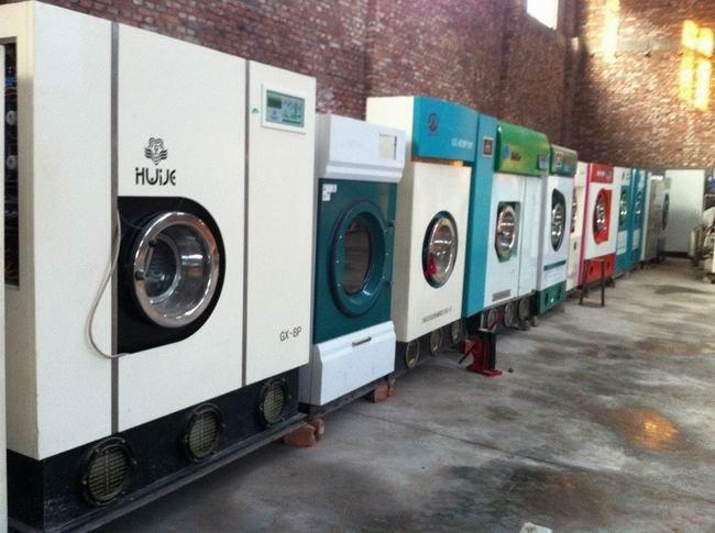秦皇岛干洗店用的二手水洗机|二手15公斤水洗机