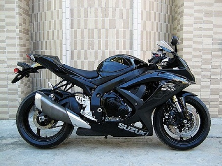 铃木GSX-R600摩托车价格
