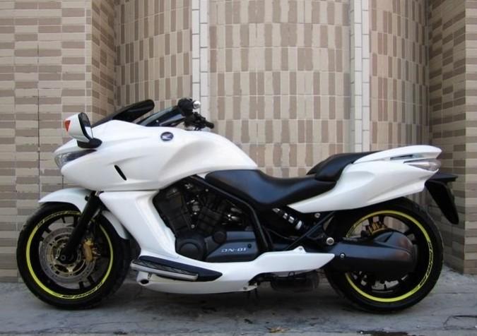 本田梦幻车型 DN-01摩托车价格