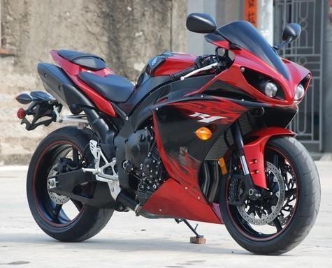 广东二手摩托跑车报价