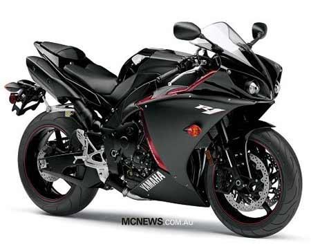 全新进口原装摩托车雅马哈超级跑车YZF-R1