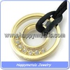 Happymetals stainless steel gold