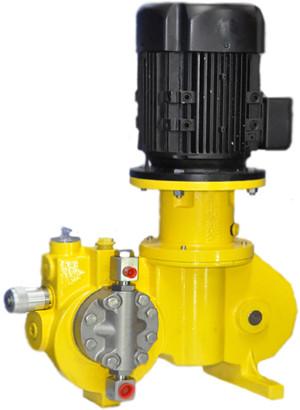 液压隔膜计量泵及其配件