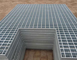 镀锌钢格板|隔离栅|价格|生产厂家|安平县茂萱钢格板有限公司
