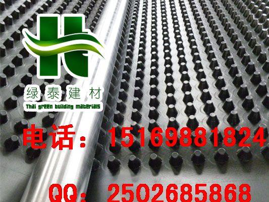 唐山)地下室塑料层板))石家庄车库排水板厂家