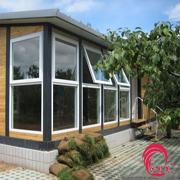 深圳铝合金门窗悬挂式封闭窗包安装