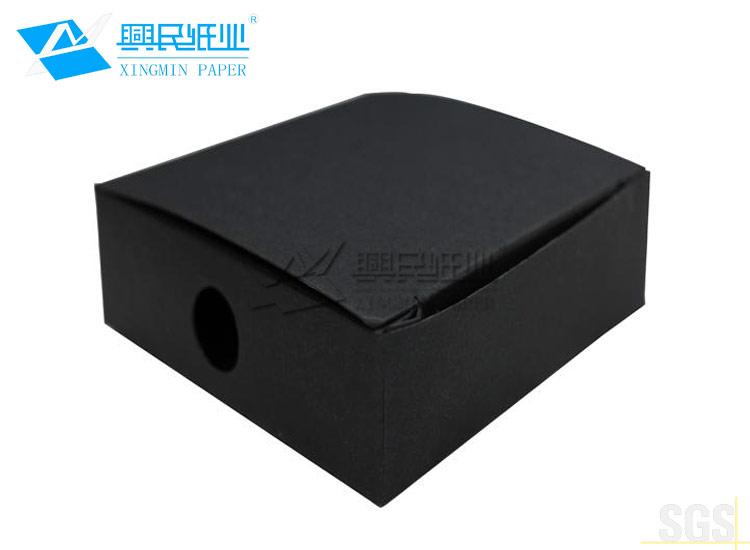 批发直销黑卡纸 高密度全木浆黑卡纸