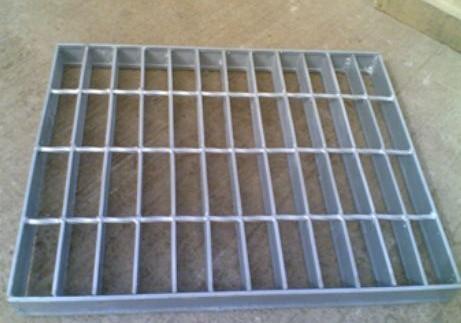 镀锌钢格板 踏步板 格栅板 沟盖板