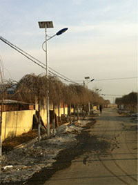 沈阳太阳能led路灯定做批发