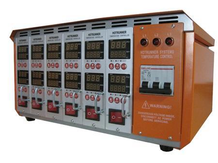 热流道温控箱 双温区温控 注塑机模具配件
