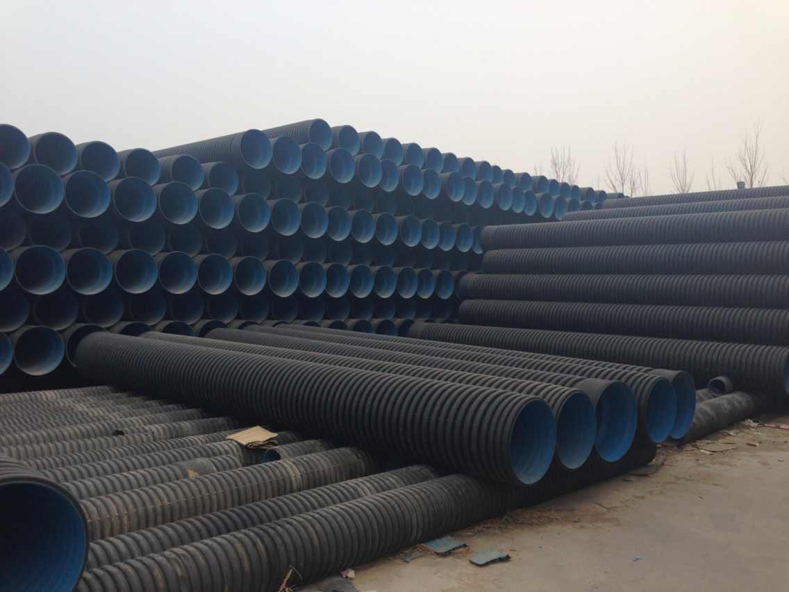 濮阳HDPE双壁波纹管专业生产厂家