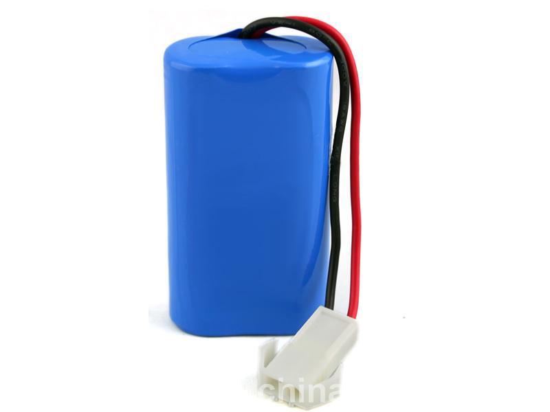 消防应急灯锂电池图片