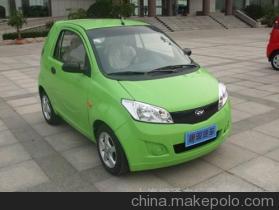 唐骏汽车LJ-EV01电动汽车 电动轿车 老年代步车专卖店