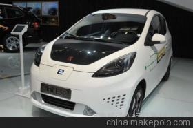 荣威E50纯电动汽车 电动休闲代步车 新能源老年代步汽车