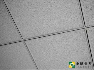 矿棉板吊顶质量要求高