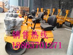 大庆市双钢轮座驾式振动压路机价格便宜质量
