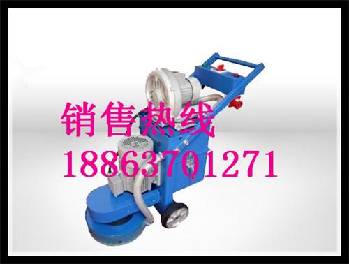 手推式环氧施工无尘打磨机