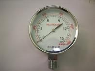 现货供应 IMT压力表0-10KPA、0-15kpa过压防止型