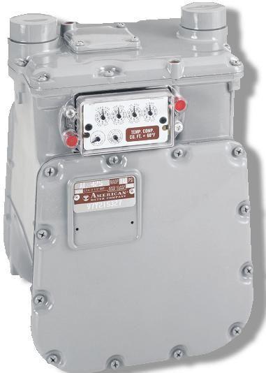 现货供应 进口皮膜表AC630-25燃气表