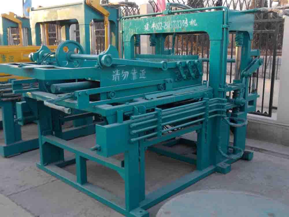 应城革新技术建丰出口设备设备水渣制砖机煤矸石砖机