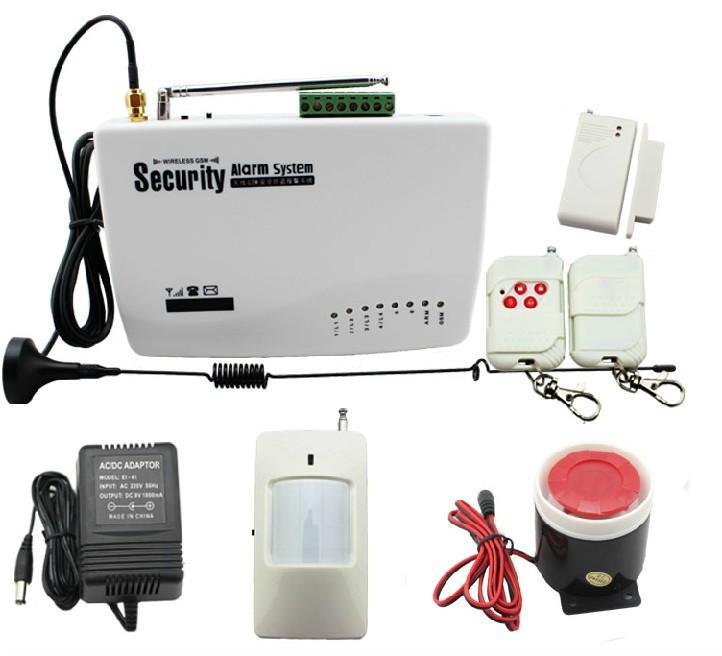 智能语音拨号器,家用GSM手机报警主机,北京手机卡报警器