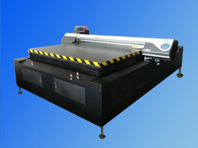 供应广东罗兰工业平板打印机,万能平板打印机,用于玻璃皮革天花板打