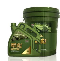 军彪润滑油汽车机油SG