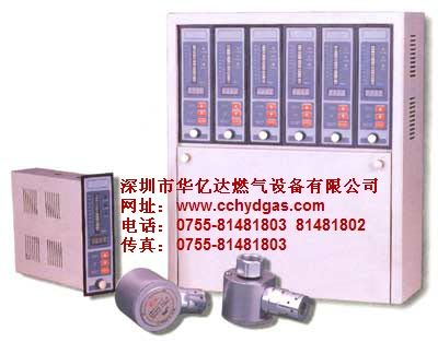 直销 SST-9801B-W仓库 车间各类气体浓度报警器
