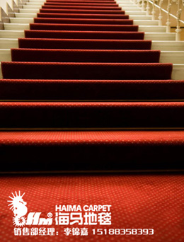 河南郑州海马地毯 灯具展厅地毯  壁纸展厅地毯 家居店地毯