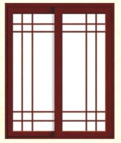 佛山重型推拉门/红海豚铝合金门窗