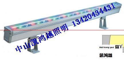 DMX512控制洗墙灯LED幕墙灯
