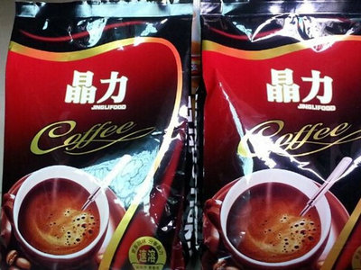速溶三合一咖啡粉