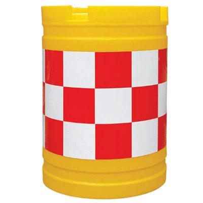 供应玻璃钢防撞桶