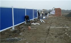 海口PVC挡板出售 澄迈建筑围挡,三亚建筑活动围挡