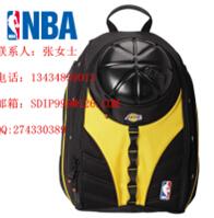 专柜正品NBA步行者马刺火箭双肩护脊背包中学生书包男运动包包邮