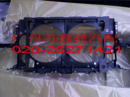 英菲尼迪FX35水箱 水箱框架拆车件及原厂件