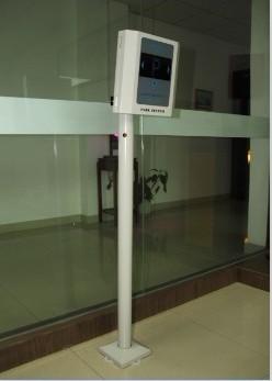 鸡西门禁考勤/门禁系统安装佛山停车系统方案通道闸/道闸杆价格 黑