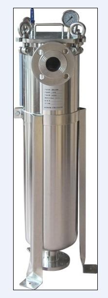 龙田过滤器厂供应大流量液体多袋式过滤器广州-山东-杭州