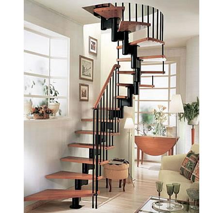 钢木楼梯栏杆安装新工艺