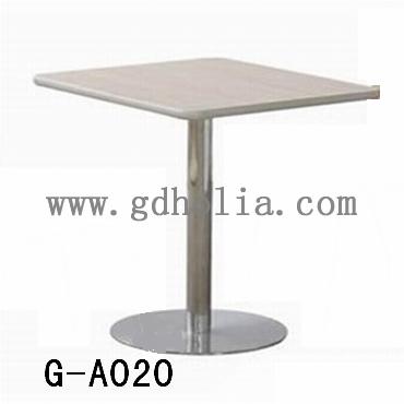 不锈钢餐桌,独立餐台,广东餐桌椅工厂价格批发直销