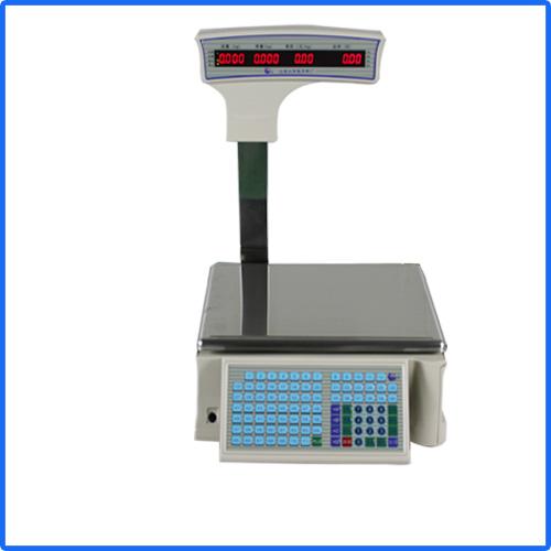 大华正品新款条码秤/不干胶条码秤/TM-30A网口标签打印秤