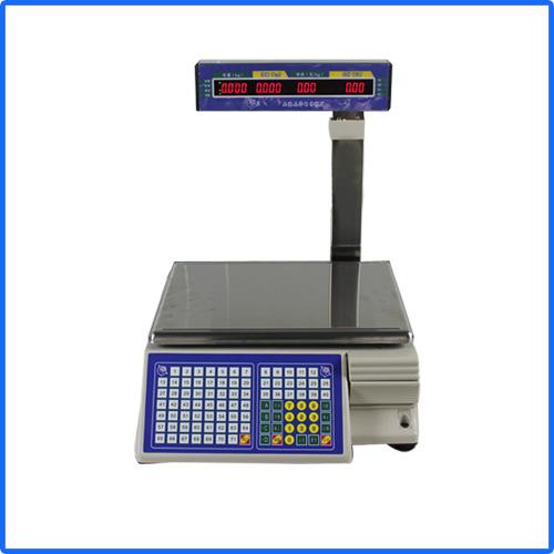 打印标签称 电子秤TM-30A大华条码秤带打印电子秤 大华超市条