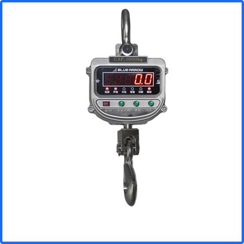 供应电子吊磅15T 蓝箭吊称 OCS-XZ-AAE 吊秤