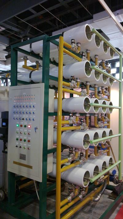 云南中水回用设备一体化中水回用工程