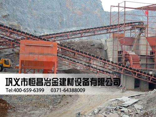 通辽砂石生产线拥有更加成熟的技术和雄厚的实力gh